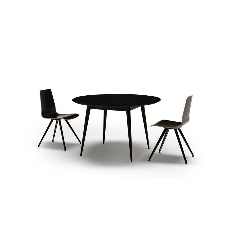 table de repas ronde point 100 cm naver