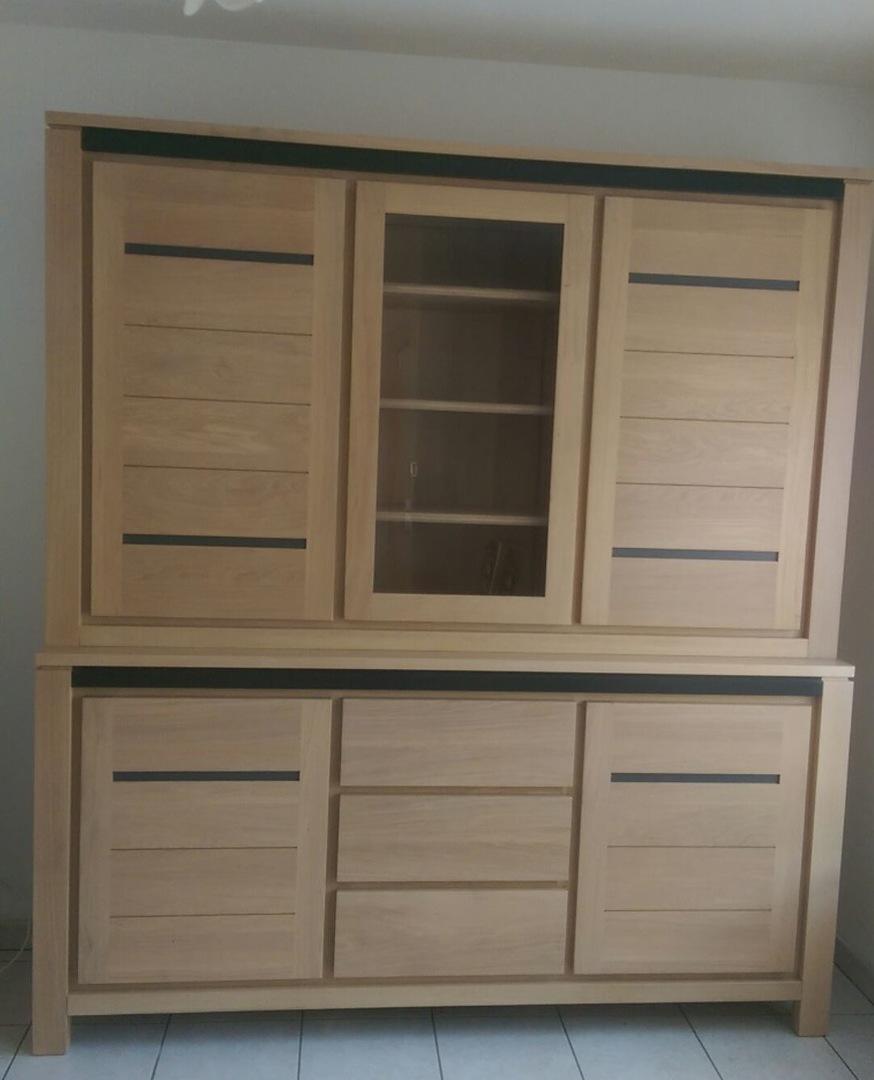 bahut en 2 corps meubles et arts
