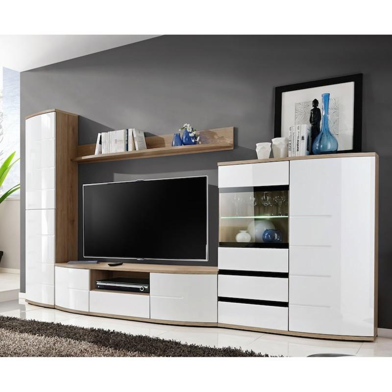 ontario ensemble de meuble tv ultra moderne