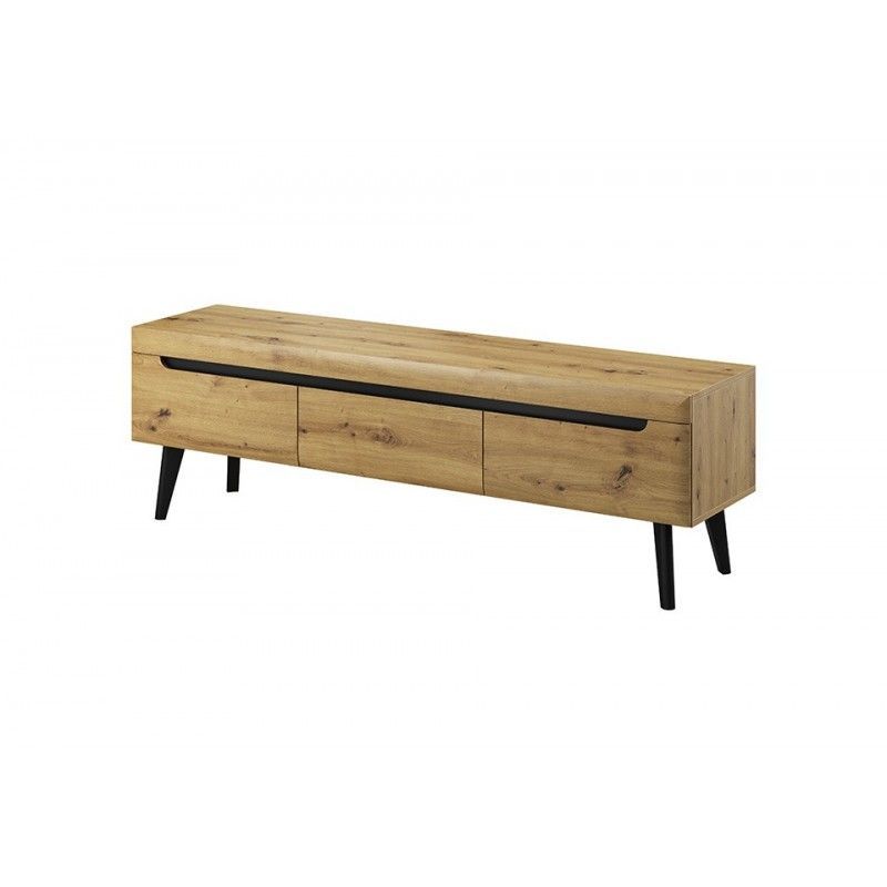 meuble tv nordy de 160 cm