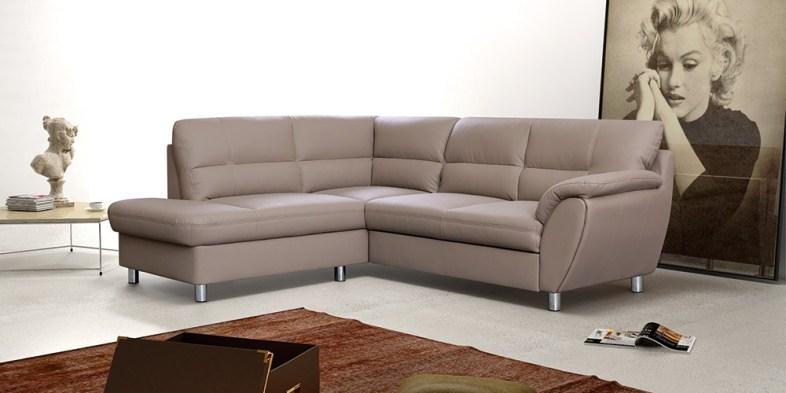 Canapé d'angle Madrid beige