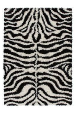 tapis zebre