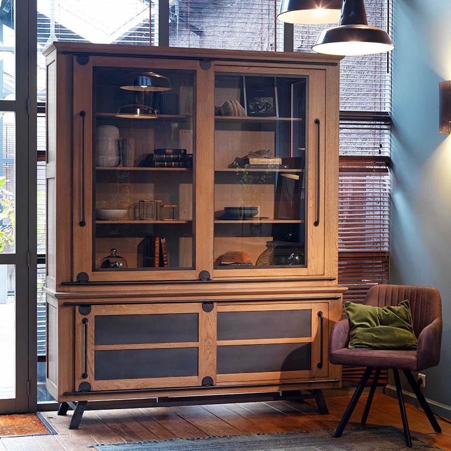 bibliotheque artcopi passerelle un meuble de charme de style atelier