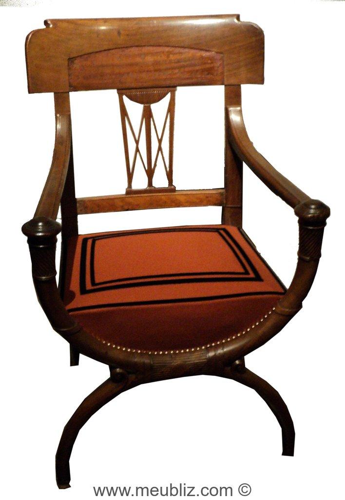Le Style Des Meubles Directoire 1789 1804