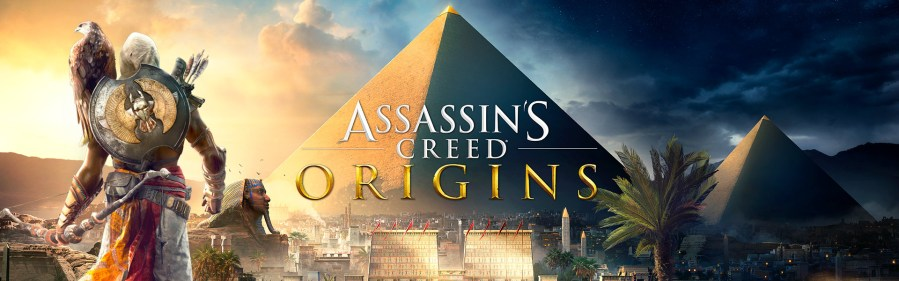 Revelado o trailer de Assassin's Creed Origins | E3 2017