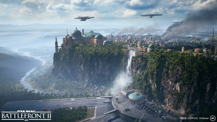 Battlefront II ganha trailer narrado por John Boyega — Star Wars