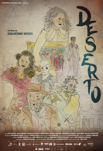"Poster for the movie ""Deserto"""