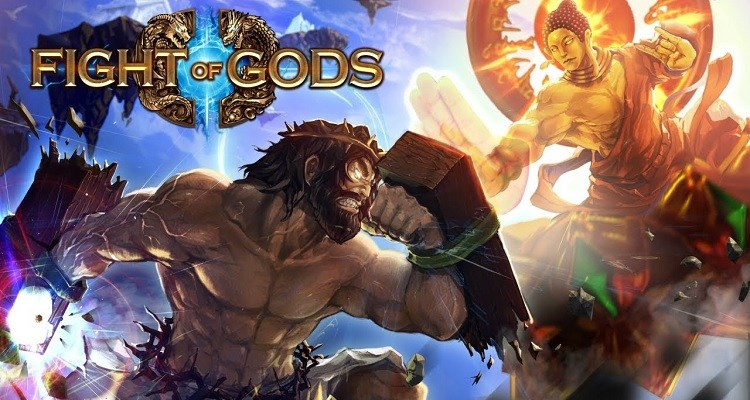 Fight of gods Jesus