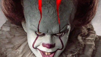 """Poster for the movie """"It"""""""