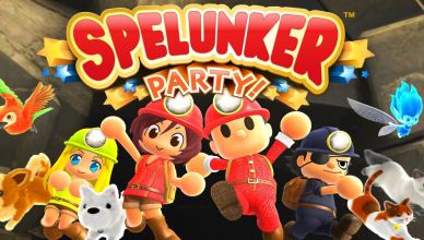 Spelunker Party! | Disponível para Nintendo Switch e Pc