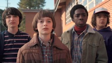 Netflix lança série documentada sobre os bastidores de Stranger Things