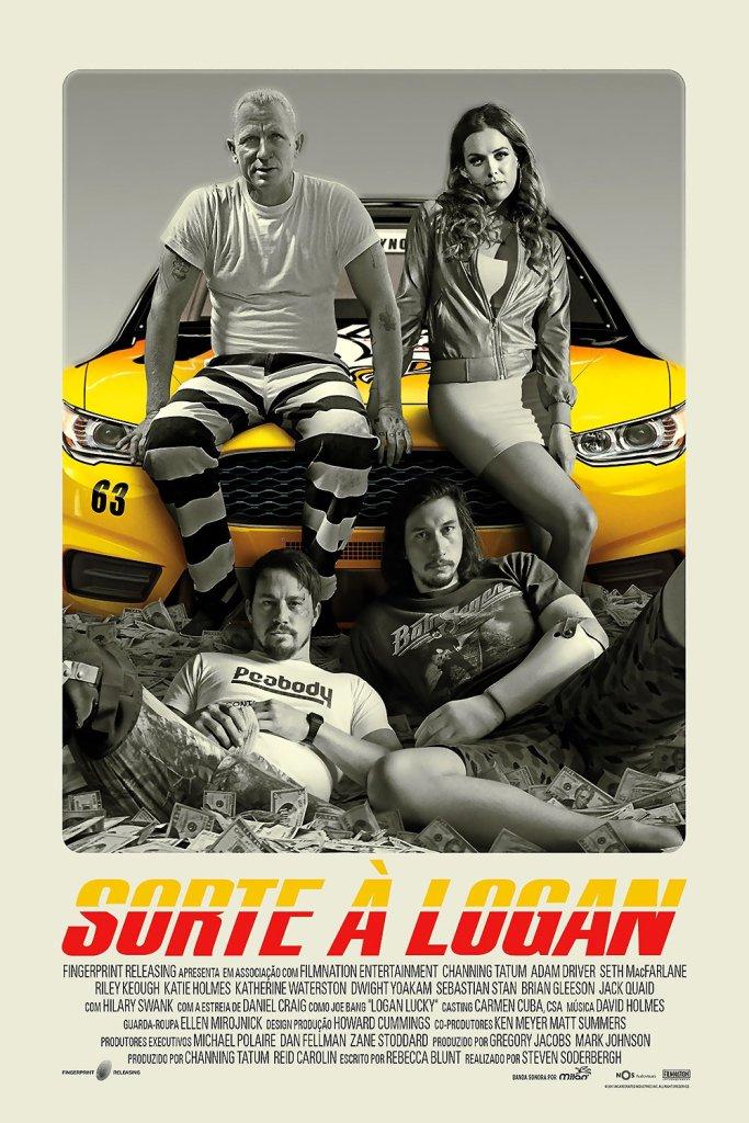 Logan Lucky – Roubo em Família