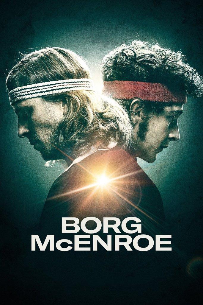 """Poster for the movie """"Borg vs McEnroe"""""""