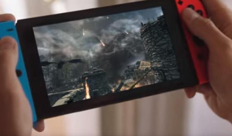 "The Elder Scrolls V: Skyrim ""Close Call"" - Nintendo Switch"