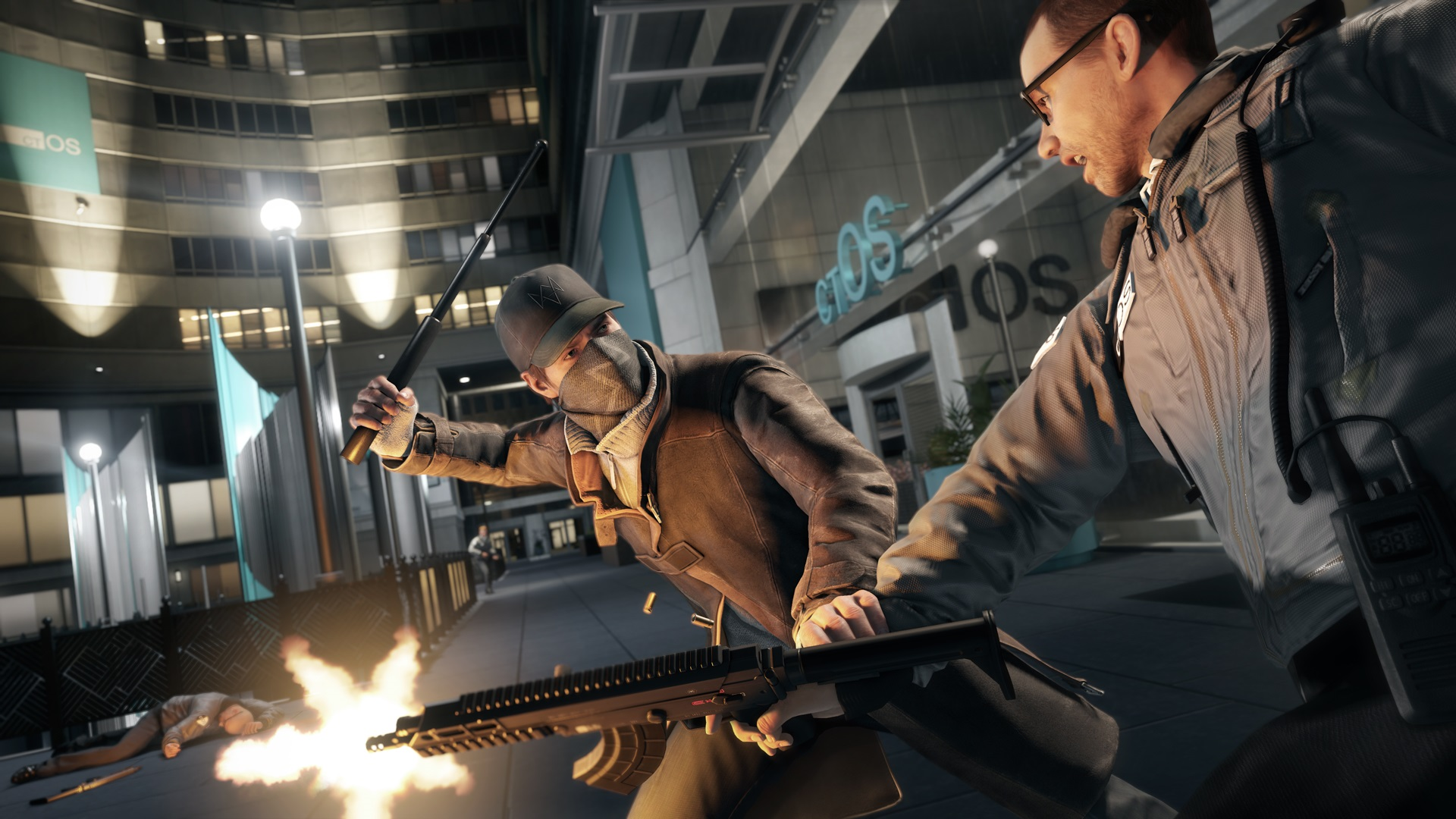 Ubisoft está a oferecer Watch Dogs
