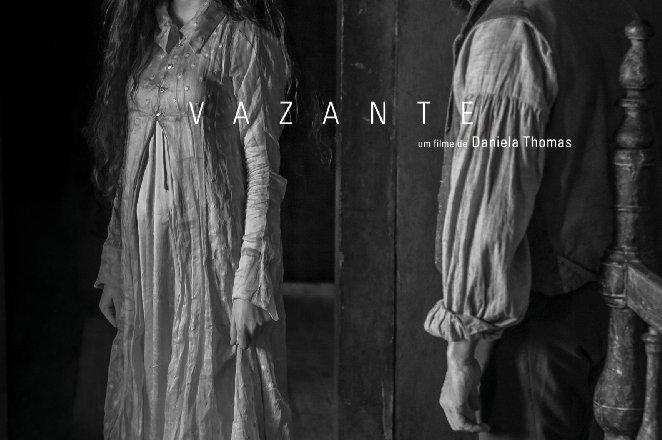 "Poster for the movie ""Vazante"""