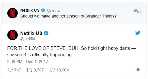 Netflix confirma a 3ª temporada de