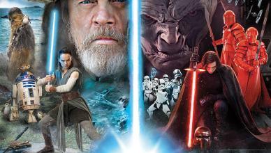 Star Wars: Os Últimos Jedirolou na CCXP 2017