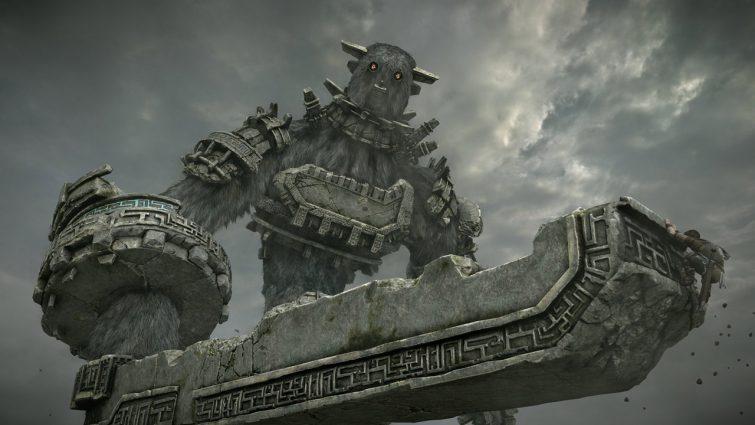 Vídeo: Mais um confronto épico em Shadow of the Colossus