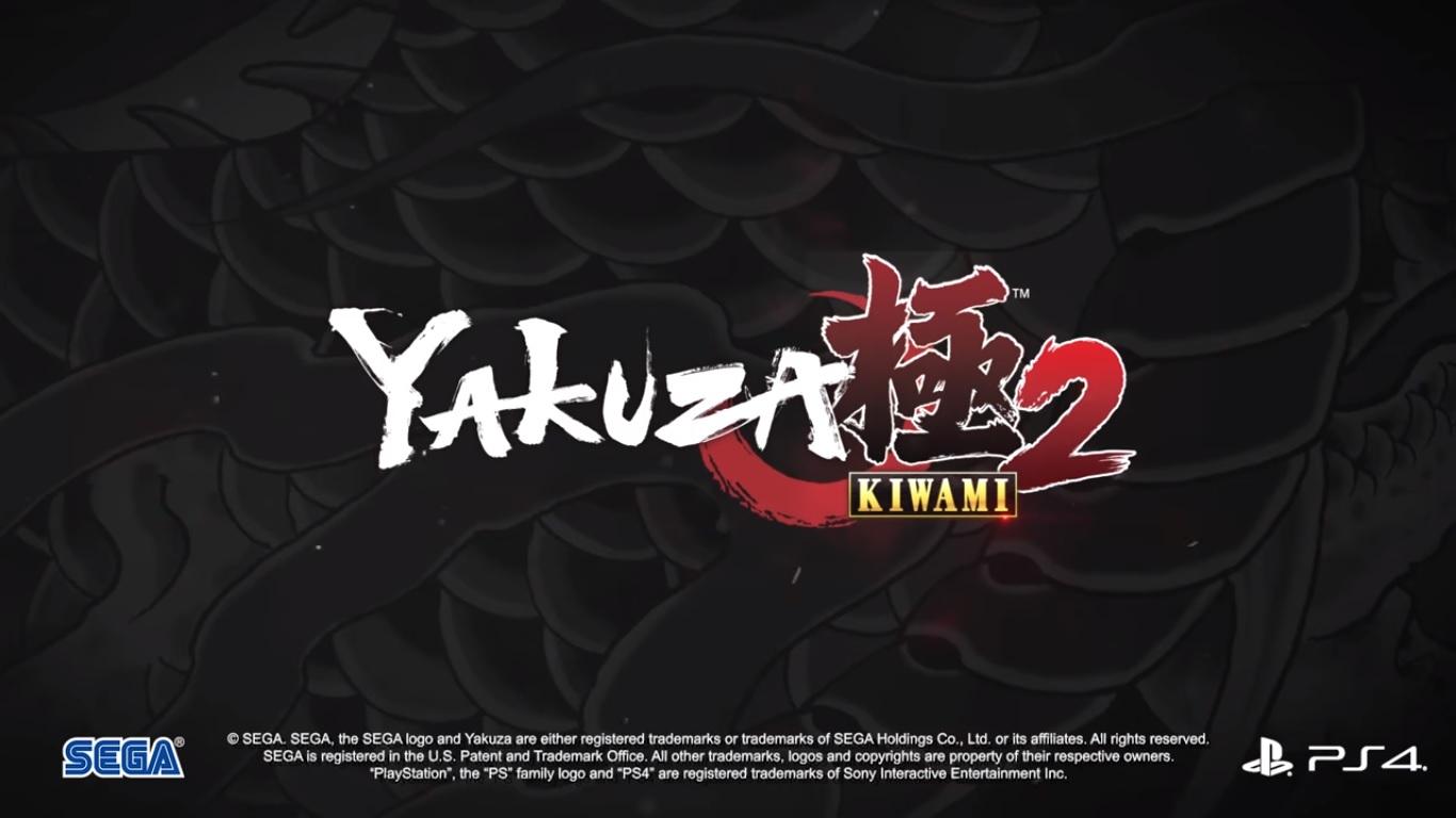 Yakuza Kiwami 2 chega ao Ocidente em agosto