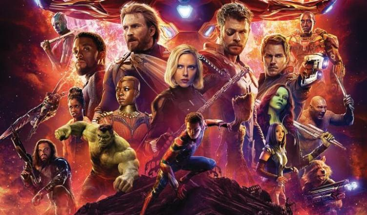 Vingadores: Guerra Infinita estreia nos cinemas