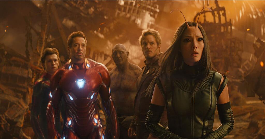 'Vingadores: Guerra Infinita' conquista US$ 1 bilhão em bilheteria em tempo recorde!
