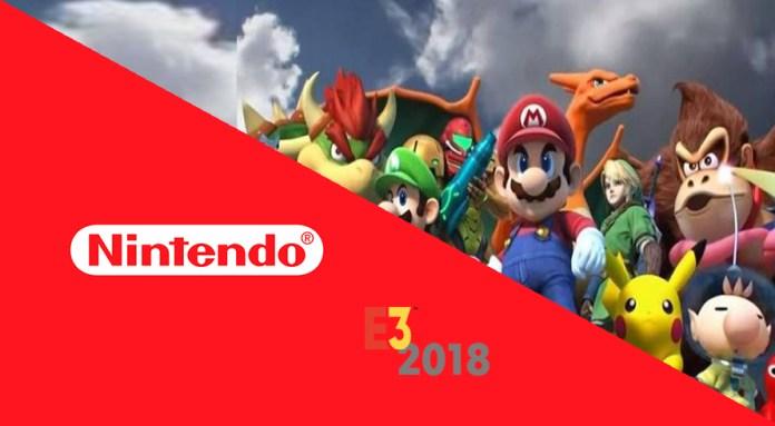 Nintendo na E3 2018: confira as novidades da conferência dia 01!