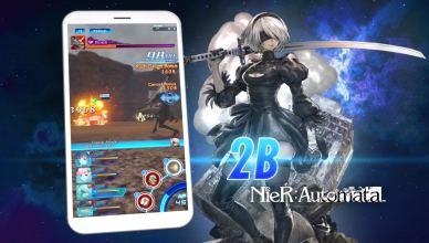 Star Ocean: Anamnesis | 2B de Nier é adicionada ao jogo da Square Enix