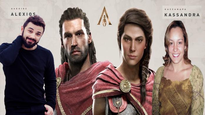 Ubisoft anuncia dubladores brasileiros de Assassin's Creed Odyssey, confira!