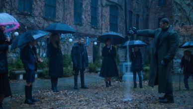 The Umbrella Academy | Ganha primeiras imagens e data de lançamento