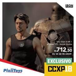 Tony Stark MK 1