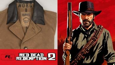 Red Dead Redemption 2: ganha coleção limitada com acessórios e roupas do jogo em loja especializada