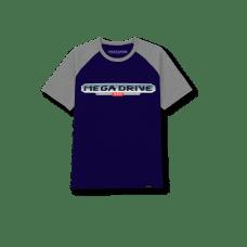 camiseta_megadrive_cinza_azulmarinho_sega_meugamercom