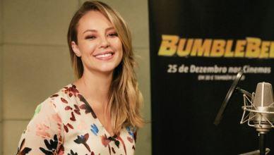 "Paolla Oliveira será a dubladora da vilã Shatter no filme ""Bumblebee"""