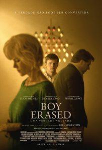 """Pôster Boy Erased: Uma Verdade Anulada"""""""