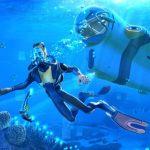 Subnautica está gratuito na Epic Games Store