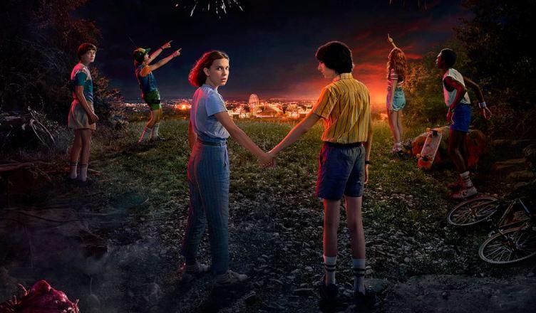 Stranger Things | 3ª temporada ganha data de estreia, pôster e novo teaser