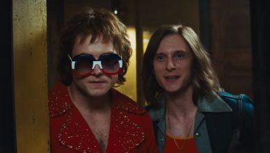 'Rocketman' confira Taron Egerton cantando 'Tiny Dancer'