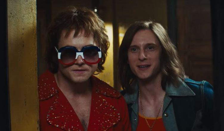 'Rocketman' confira Taron Egerton cantando 'Tiny Dancer'