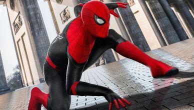 Homem-Aranha: Longe de Casa: Longa ganha novos pôsteres