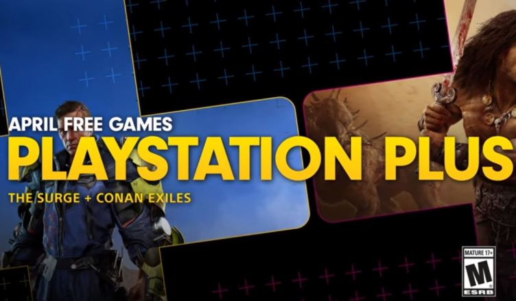 Jogos da Playstation Plus: Abril 2019 desagrada usuários