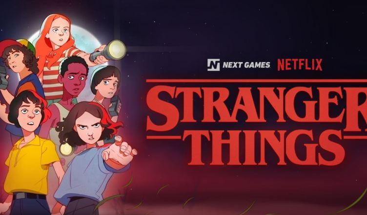 Stranger Things: Netflix confirma novo jogo da franquia na E3