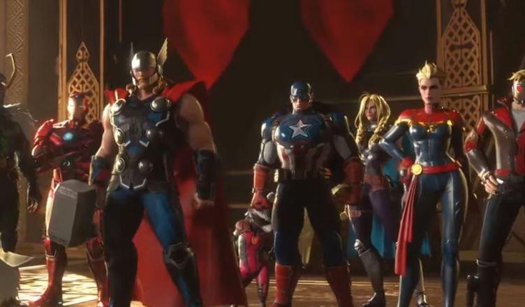 Marvel Ultimate Alliance 3: The Black Order ganha trailer de lançamento na SDCC 2019