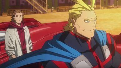 My Hero Academia: 2 Heróis longa ganha trailer dublado