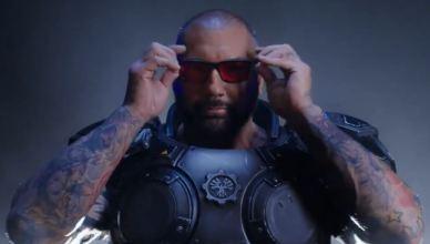 Dave Bautista aparece como personagem jogável em Gears 5