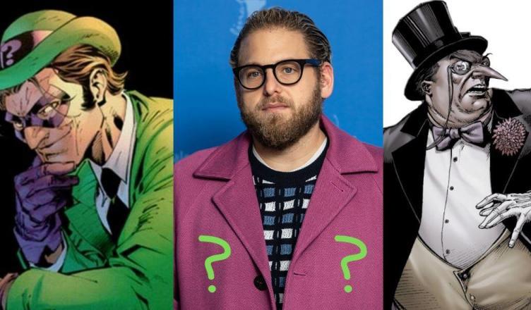 The Batman: Jonah Hill pode fazer parte do elenco como vilão