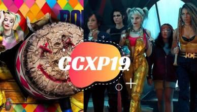 """Confirmado: elenco de """"Aves de Rapina"""" estarão na CCXP19"""