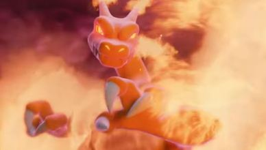 Pokémon Sword & Shield | Charizard Gigantamax é destaque em comercial