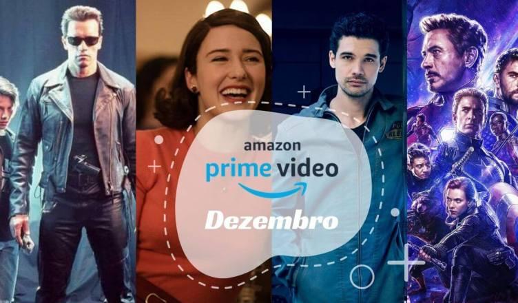 Confira as novidades no Amazon Prime Video em dezembro