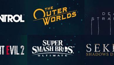 The Game Awards 2019: Confira todos os jogos indicados